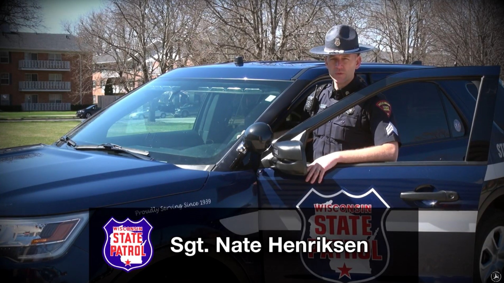 School Bus Safety by Sgt. Nate Henriksen of Wisconsin State Patrol