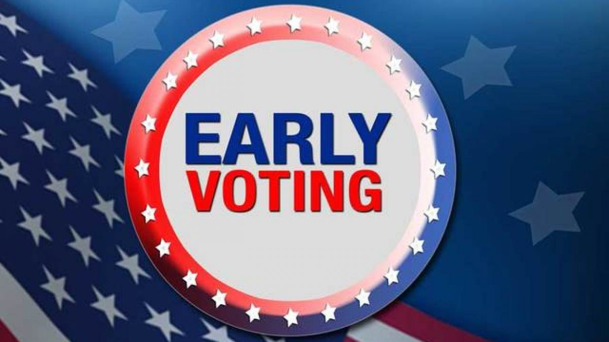 Early In-Person Voting Deadline Tomorrow April 3rd at 5:00 PM