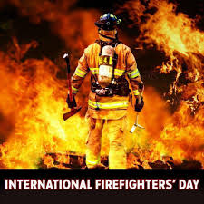 International Firefighter Day – May 4th!