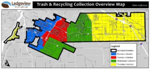 Collection Areas